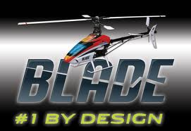 Blade RC Helicopter